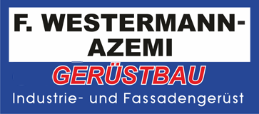 F. Westermann Azemi Gerüstbau GmbH - Logo